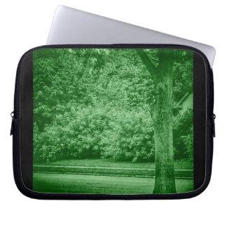 Cool Green Nature Electronics bag Computer Sleeves