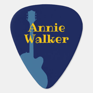 cool Grover_Allman guitar pick with guitarist name