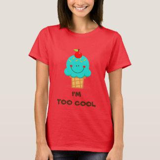 Cool ice cream tshirt