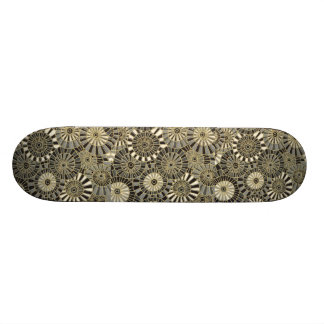 Cool Japanese Textile Skateboard