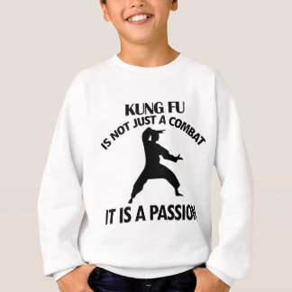 cool Kung fu DESIGNS Sweatshirt