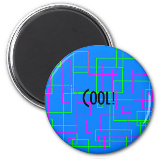 """Cool!"" magnet"
