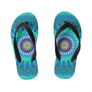 Cool mandala thongs
