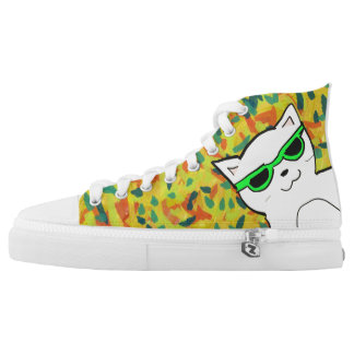 Cool Mau Printed Shoes
