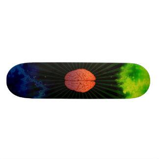 Cool Nerd Custom Skate Board