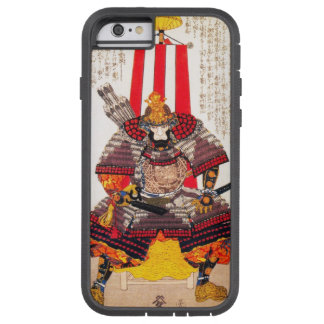 Cool oriental japanese classic samurai warrior art tough xtreme iPhone 6 case