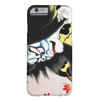 Cool oriental japanese Togakushi kabuki actor Barely There iPhone 6 Case