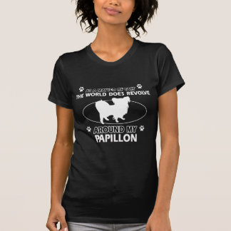 cool  PAPILLON designs T-Shirt