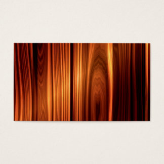 Cool Polished Wood Look Business Cards