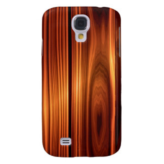 Cool Polished Wood Look Galaxy S4 Case