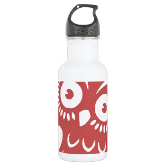 Cool Red Owl 532 Ml Water Bottle