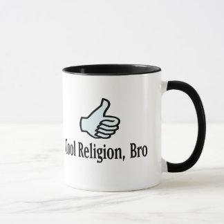 Cool Religion, Bro Mug