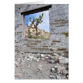 Cool Room With the View Greeting Card! Greeting Card