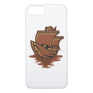 Cool Ship iPhone 8/7 Case