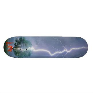 Cool skate board. 20 cm skateboard deck