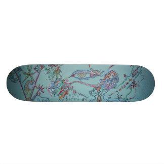 Cool skateboard