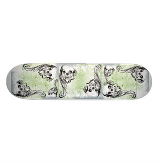 Cool Skull and Graphics You Can Customize Skateboards
