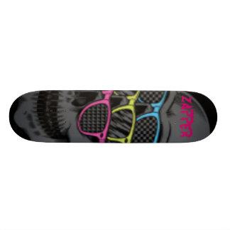 cool skull skate board