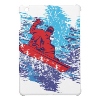 Cool Snowboarder Case For The iPad Mini