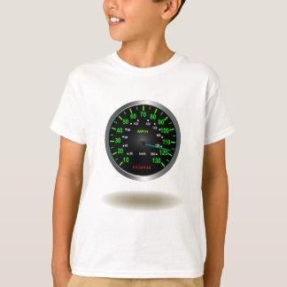 Cool Speedometer Emblem T-Shirt