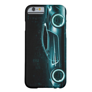 Cool Sports Car Blue Green Black IPhone 6 Case Barely There iPhone 6 Case