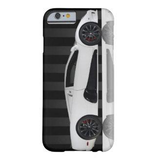 Cool Sports Car White Black IPhone 6 Case