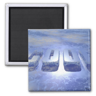 cool square magnet