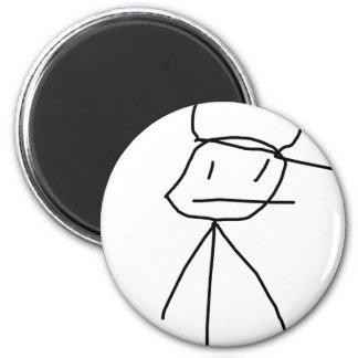 Cool Stick 6 Cm Round Magnet