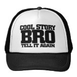 Cool story bro mesh hats