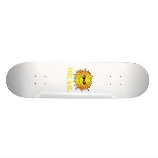 Cool Sun Skateboard