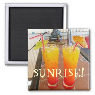 Cool Sunrise Magnet!