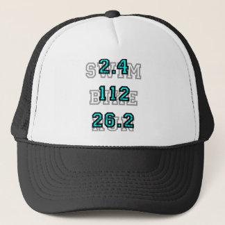 Cool triathlon trucker hat
