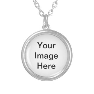 Cool water bottle ring round pendant necklace