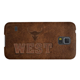 Cool Western Text - Customize It Galaxy S5 Covers