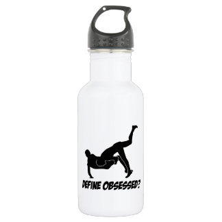 Cool wrestle designs 532 ml water bottle