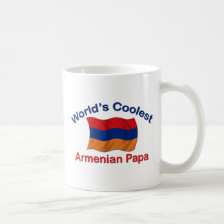 Coolest Armenian Papa Coffee Mug
