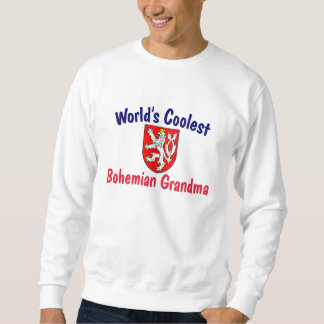 Coolest Bohemian Grandma Sweatshirt