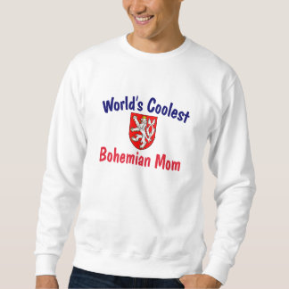 Coolest Bohemian Mom Sweatshirt