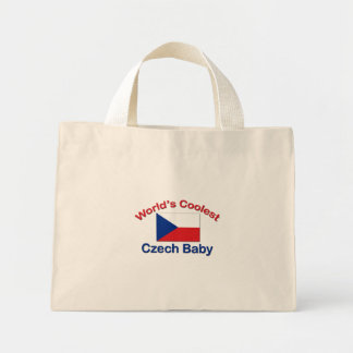 Coolest Czech Baby Mini Tote Bag