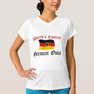 Coolest German Oma Shirt