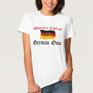 Coolest German Oma Shirts