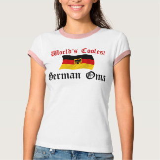 Coolest German Oma T-shirt