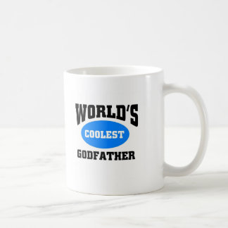 Coolest Godfather Coffee Mug