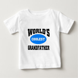 Coolest Grandfather Baby T-Shirt