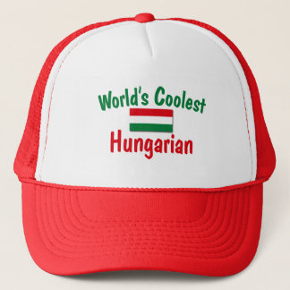 Coolest Hungarian Trucker Hat