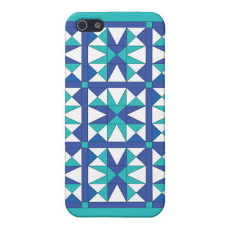 CoolWhiteBlue iPhone 5/5S Covers