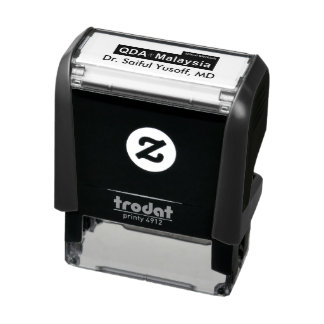 Cop Self-inking Stamp