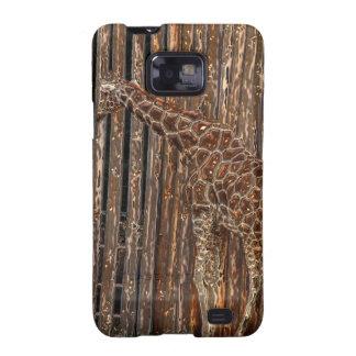 Copper Giraffe Galaxy SII Case