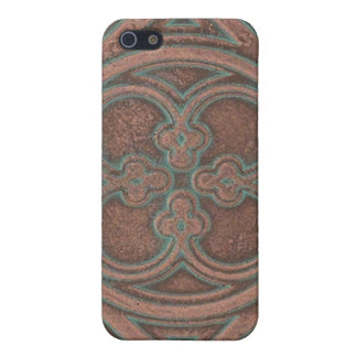 Copper Speck Case iPhone 5/5S Cases