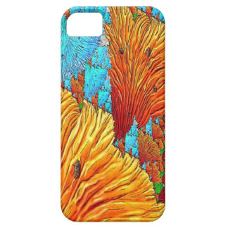 Coral Illustration iPhone 5 Cover